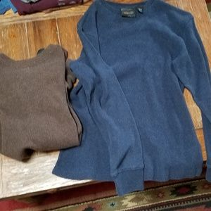 Other - Lot--- 2 long sleeve shirts